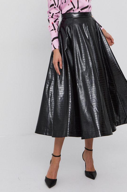 czarny Twinset - Spódnica