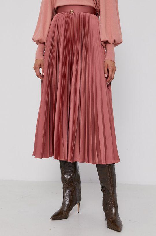 roz rosu Twinset - Fusta De femei