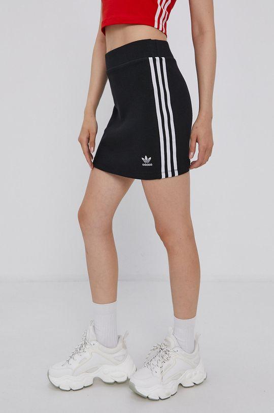 czarny adidas Originals - Spódnica Damski