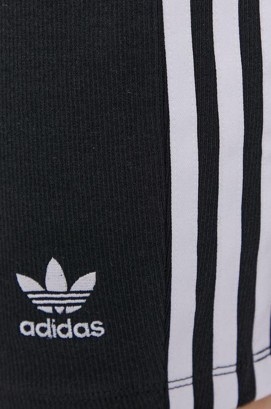 czarny adidas Originals - Spódnica
