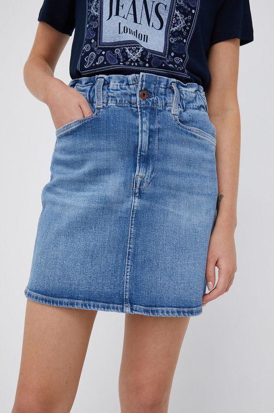 niebieski Pepe Jeans - Spódnica Maisie Damski