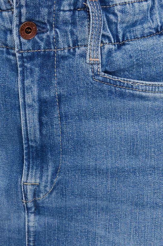 niebieski Pepe Jeans - Spódnica Maisie