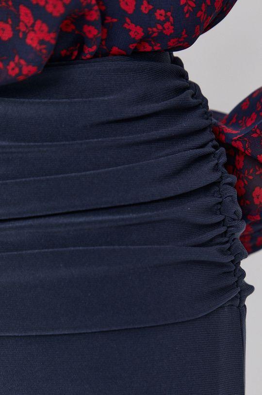 granatowy Dkny - Spódnica