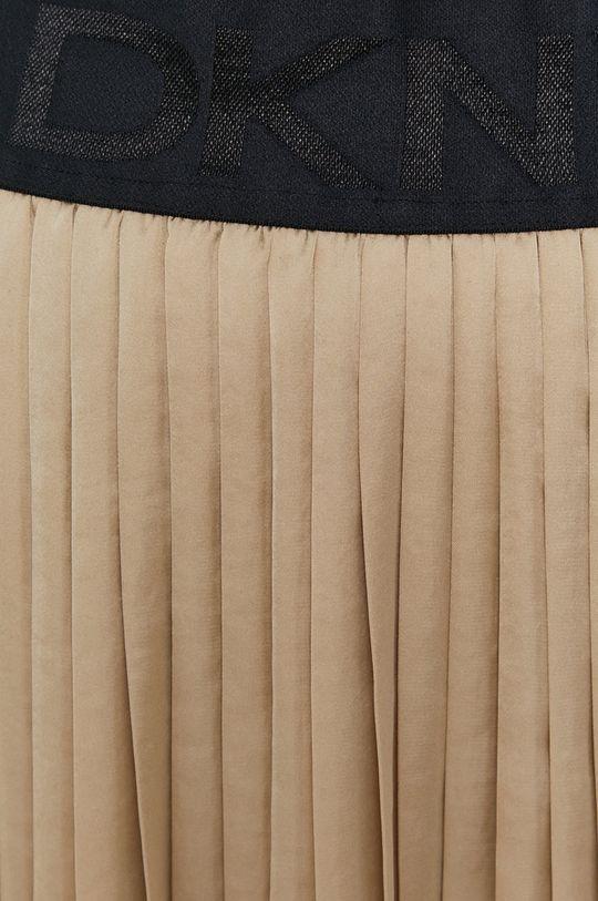 piaskowy Dkny - Spódnica