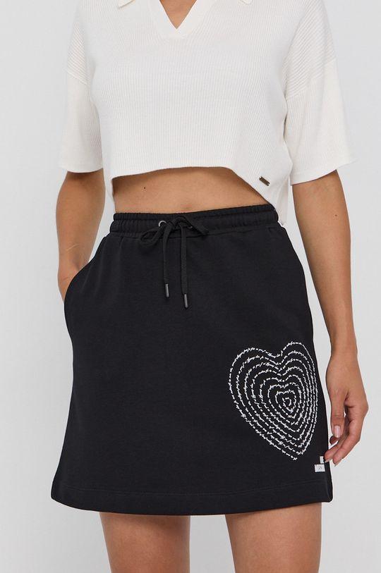 Love Moschino - Spódnica czarny