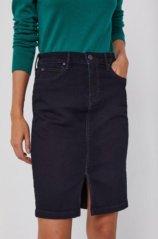 bleumarin Lee - Fusta jeans De femei