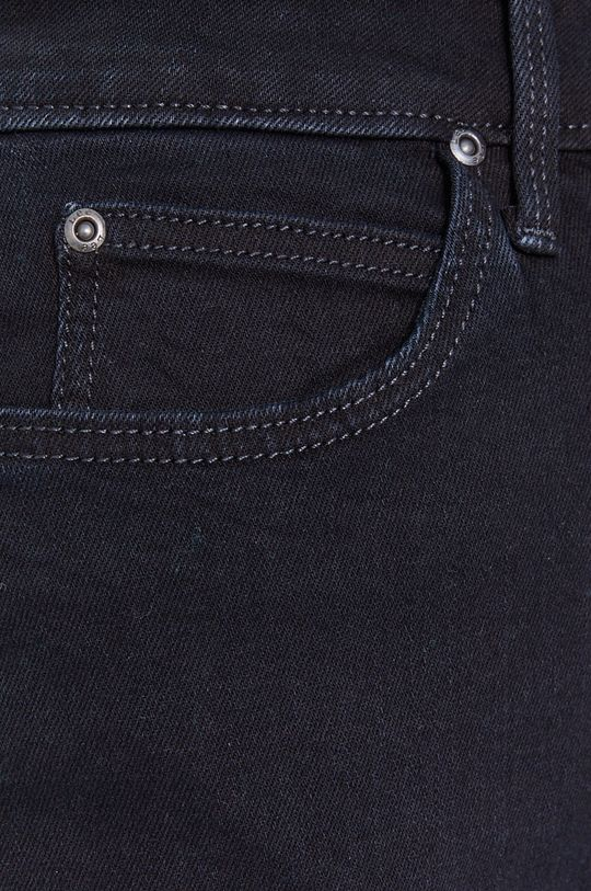 bleumarin Lee - Fusta jeans