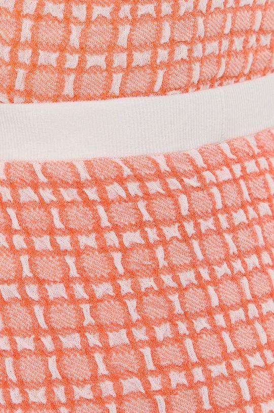 pomarańczowy Victoria Victoria Beckham - Spódnica