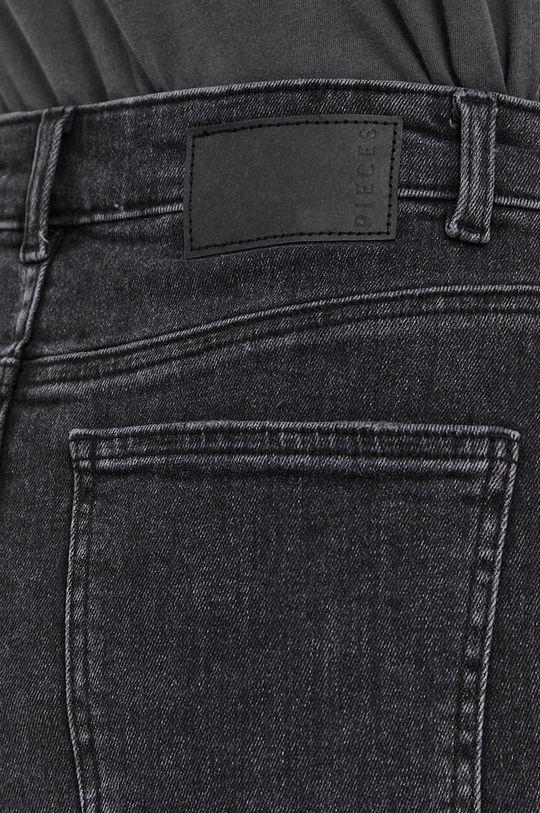 Pieces - Spódnica jeansowa Damski