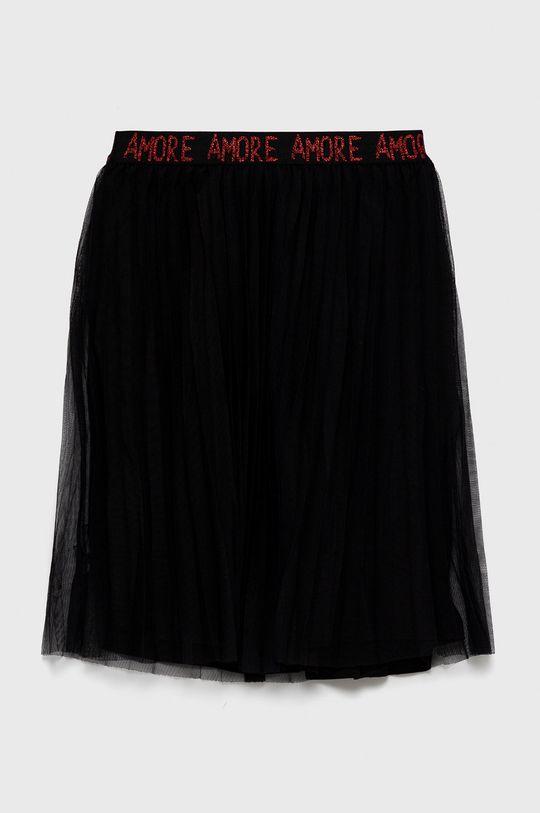 czarny Desigual - Spódnica dziecięca