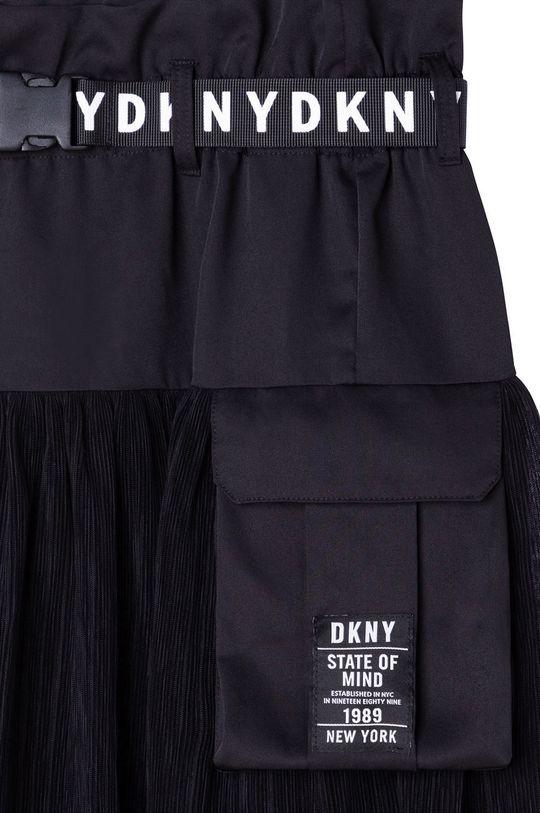 czarny Dkny - Spódnica dziecięca