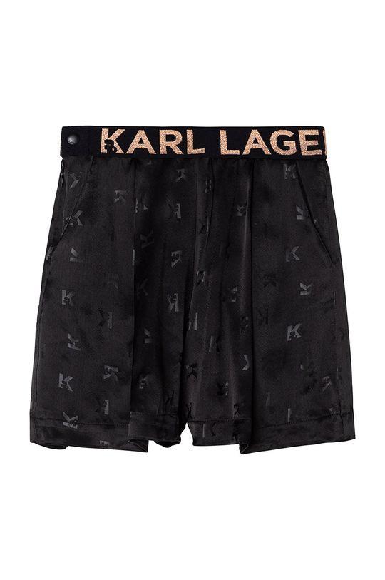 negru Karl Lagerfeld - Fusta fete De fete