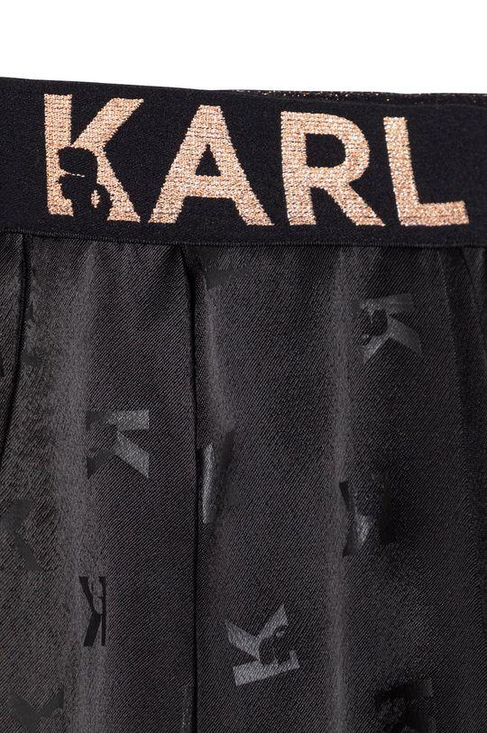 Karl Lagerfeld - Fusta fete negru