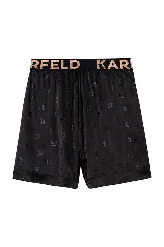 Karl Lagerfeld - Fusta fete  100% Viscoza