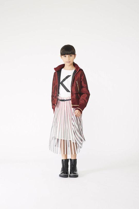 viacfarebná Karl Lagerfeld - Dievčenská sukňa Dievčenský