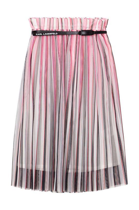 Karl Lagerfeld - Dievčenská sukňa viacfarebná