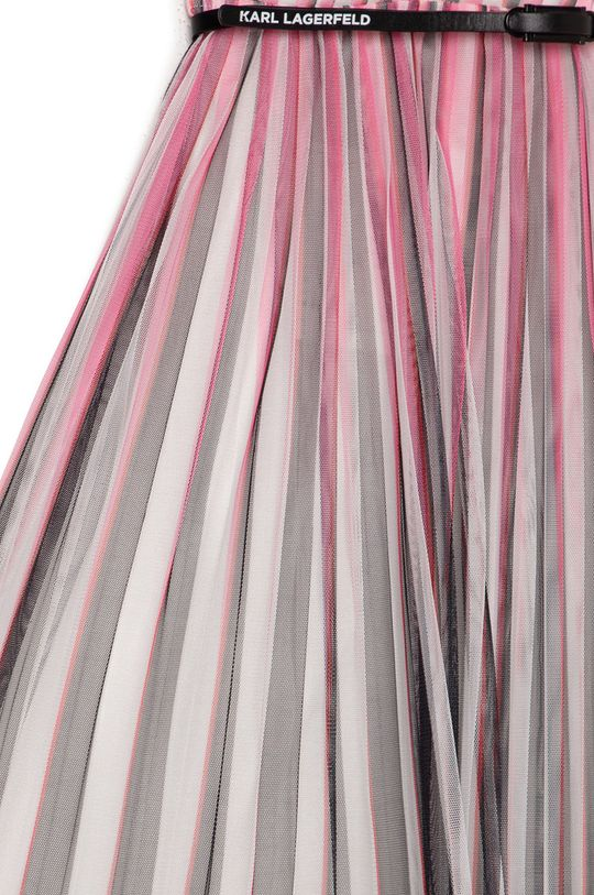 viacfarebná Karl Lagerfeld - Dievčenská sukňa