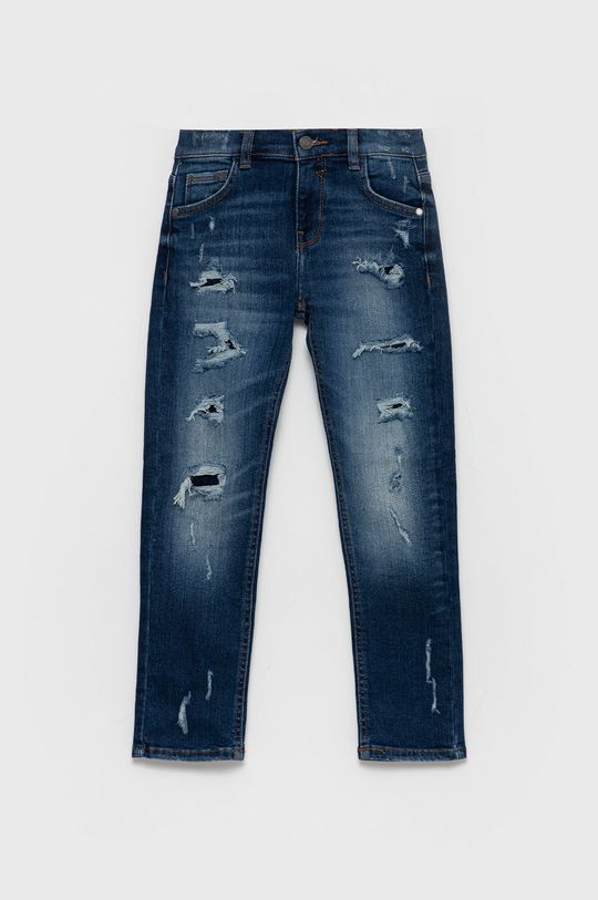 Guess - Jeans copii albastru