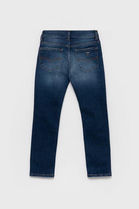 Guess - Jeans copii  1% Elastan, 4% Elastomultiester, 12% Modal, 83% Bumbac reciclat