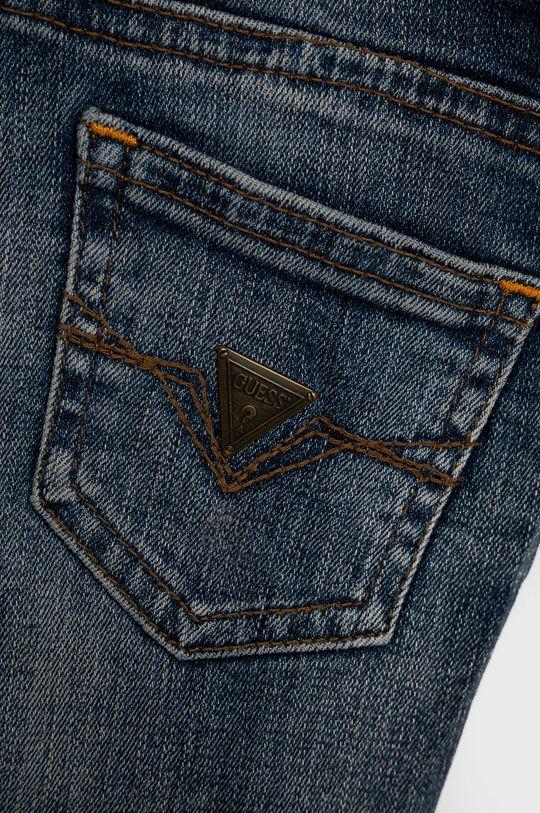niebieski Guess - Jeansy dziecięce