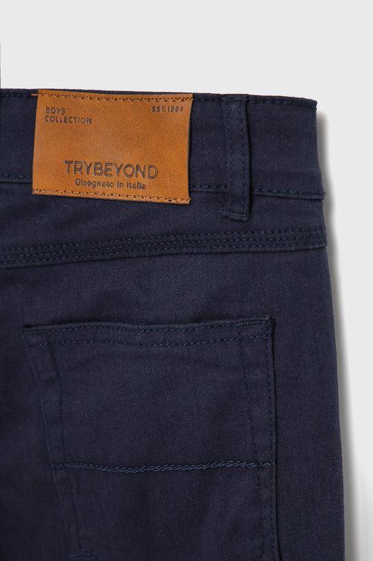 σκούρο μπλε Birba&Trybeyond - Παιδικό παντελόνι