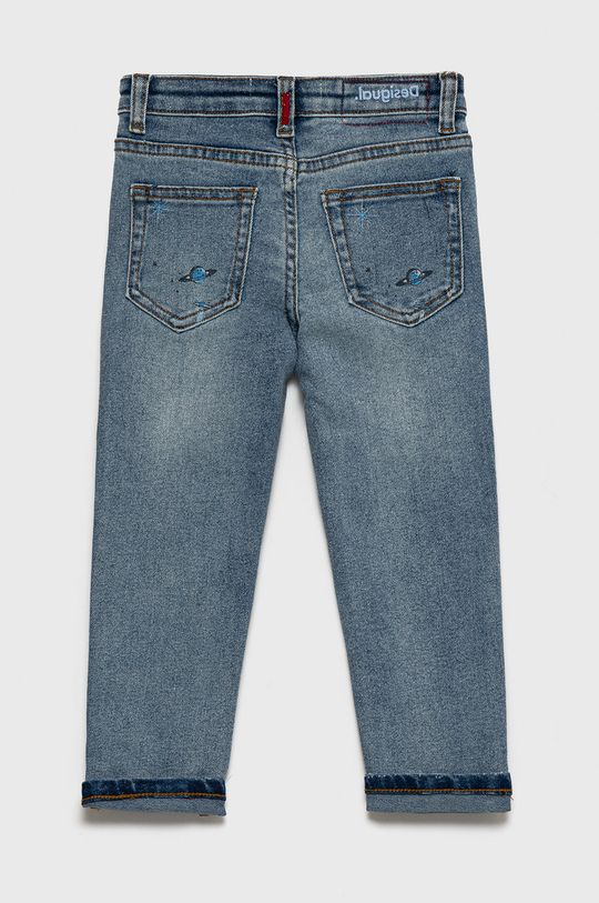 jasny niebieski Desigual - Jeansy dziecięce