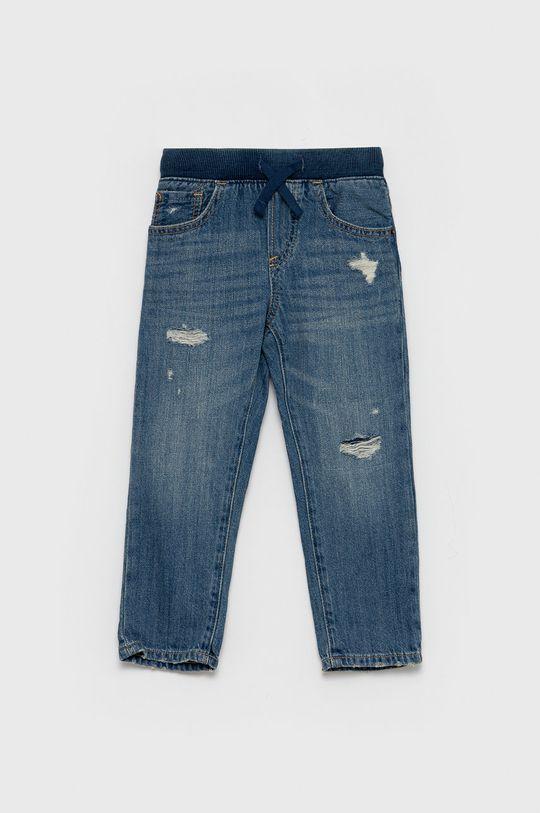 niebieski GAP - Jeansy dziecięce Chłopięcy