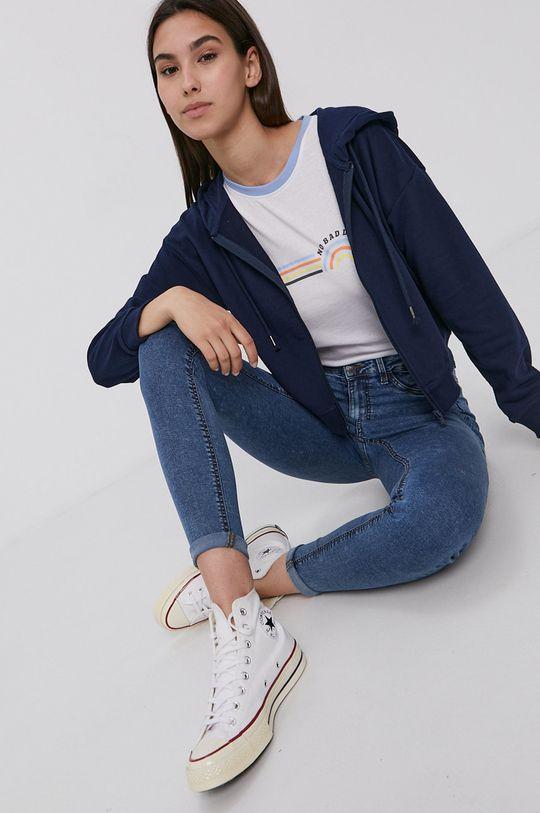 Noisy May - Jeansy Callie niebieski