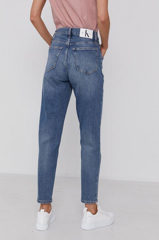 Calvin Klein Jeans - Džíny Mom Jean  99% Bavlna, 1% Elastan