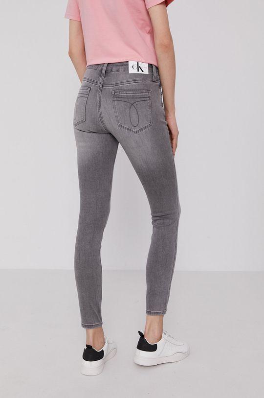 Calvin Klein Jeans - Jeansy 89 % Bawełna, 11 % Elastomultiester
