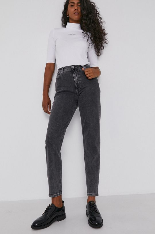 sivá Calvin Klein Jeans - Rifle W27 Dámsky