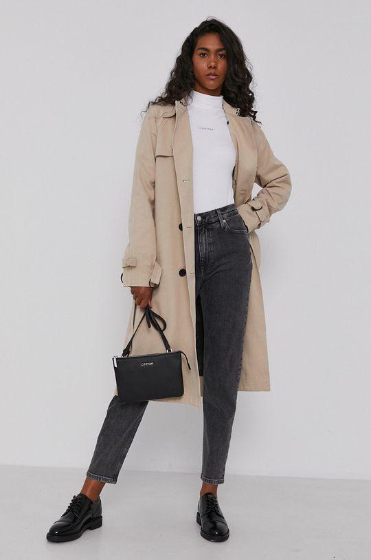 Calvin Klein Jeans - Rifle W27 sivá