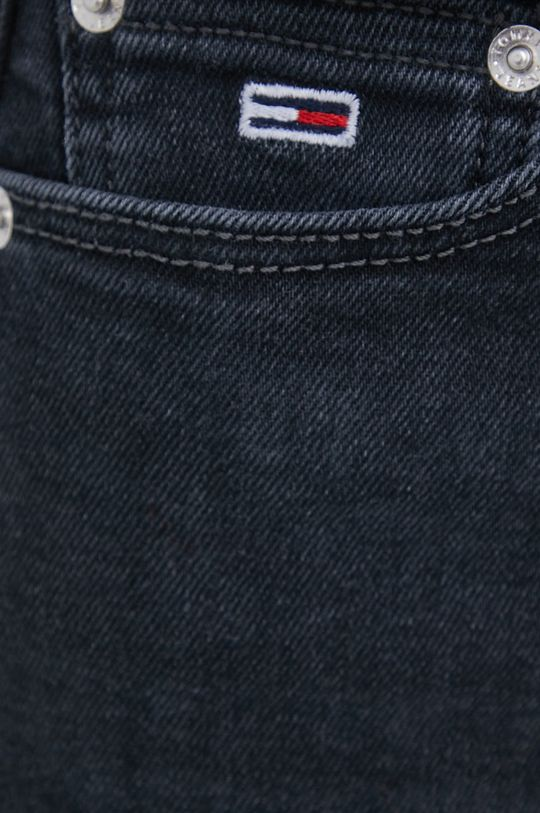 czarny Tommy Jeans - Jeansy Melany