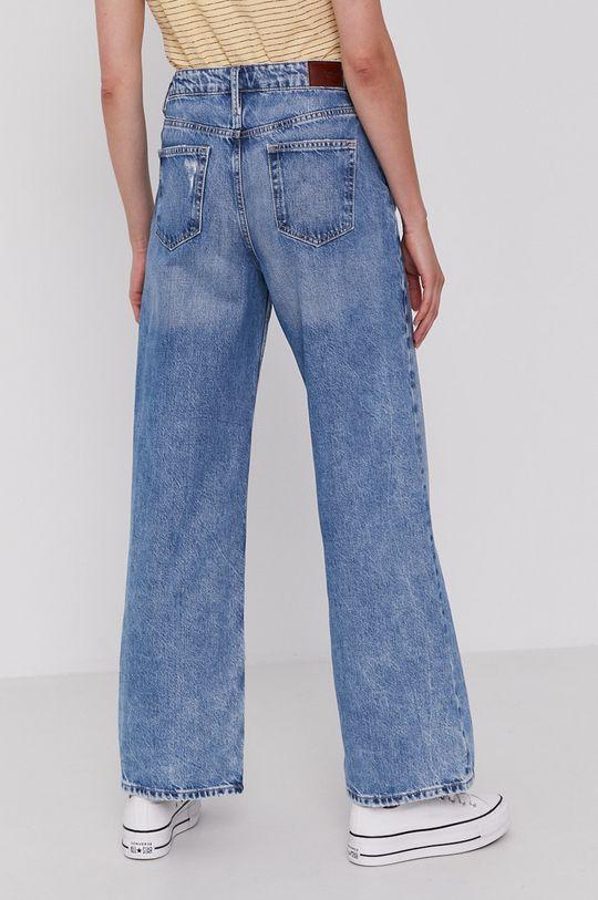 Pepe Jeans - Džíny Faith  Hlavní materiál: 100% Bavlna Podšívka kapsy: 35% Bavlna, 65% Polyester