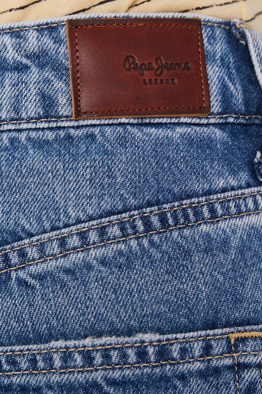 modrá Pepe Jeans - Džíny Faith