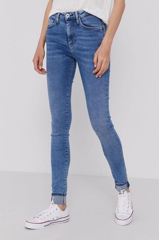 modrá Pepe Jeans - Džíny Regent Dámský