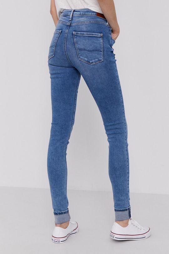 Pepe Jeans - Džíny Regent  Materiál č. 1: 81% Bavlna, 8% Elastan, 11% Modal Materiál č. 2: 35% Bavlna, 65% Polyester