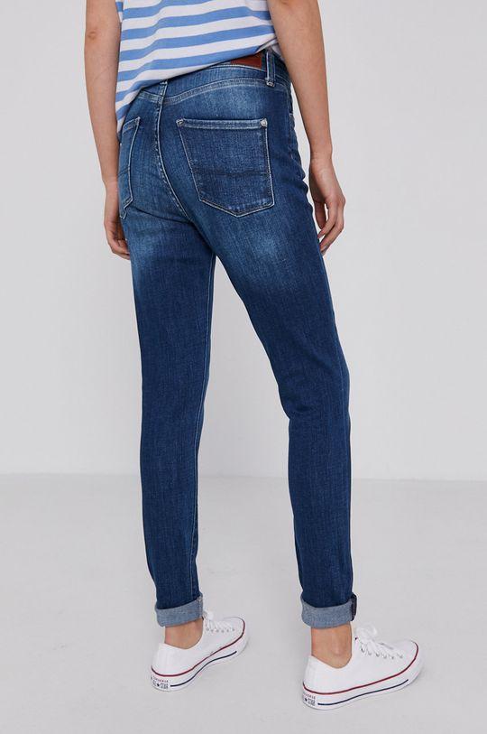 Pepe Jeans - Džíny Dion  Hlavní materiál: 82% Bavlna, 2% Elastan, 8% Polyester, 8% Viskóza Podšívka kapsy: 35% Bavlna, 65% Polyester