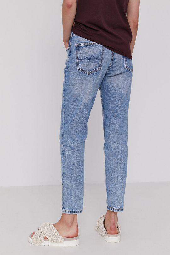 Pepe Jeans - Džíny Violet  Podšívka: 40% Bavlna, 60% Polyester Hlavní materiál: 100% Bavlna