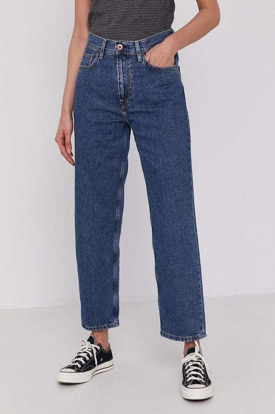 námořnická modř Pepe Jeans - Džíny Dover Dámský