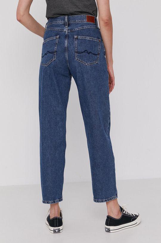 Pepe Jeans - Džíny Dover  Hlavní materiál: 100% Bavlna Podšívka kapsy: 35% Bavlna, 65% Polyester