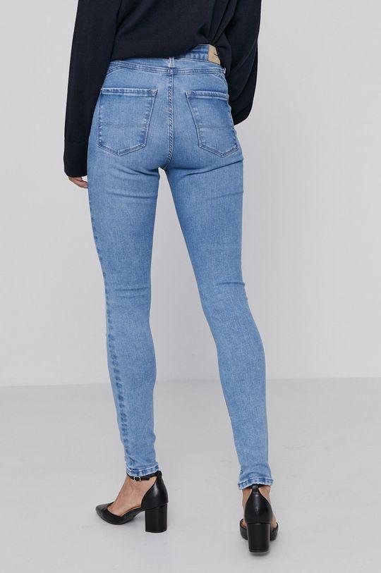 Pepe Jeans - Džíny Dion Retro  80% Bavlna, 2% Elastan, 18% Polyester