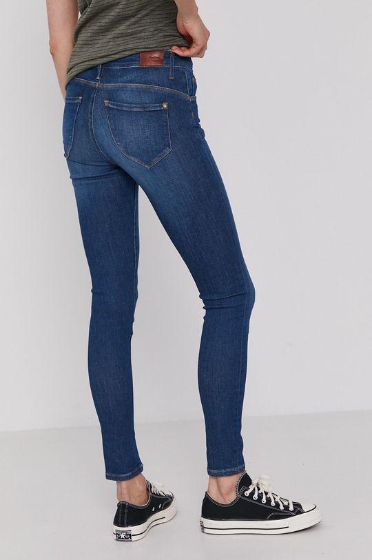 Pepe Jeans - Džíny Zoe  Hlavní materiál: 89% Bavlna, 5% Elastan, 6% Polyester Podšívka kapsy: 35% Bavlna, 65% Polyester
