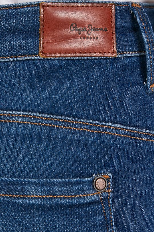 granatowy Pepe Jeans - Jeansy Zoe
