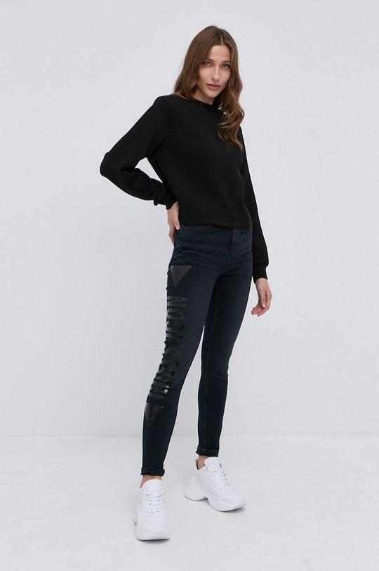 Guess - Jeansy czarny