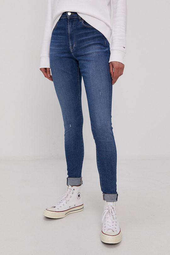 modrá Tommy Jeans - Džíny Sylvia Dámský
