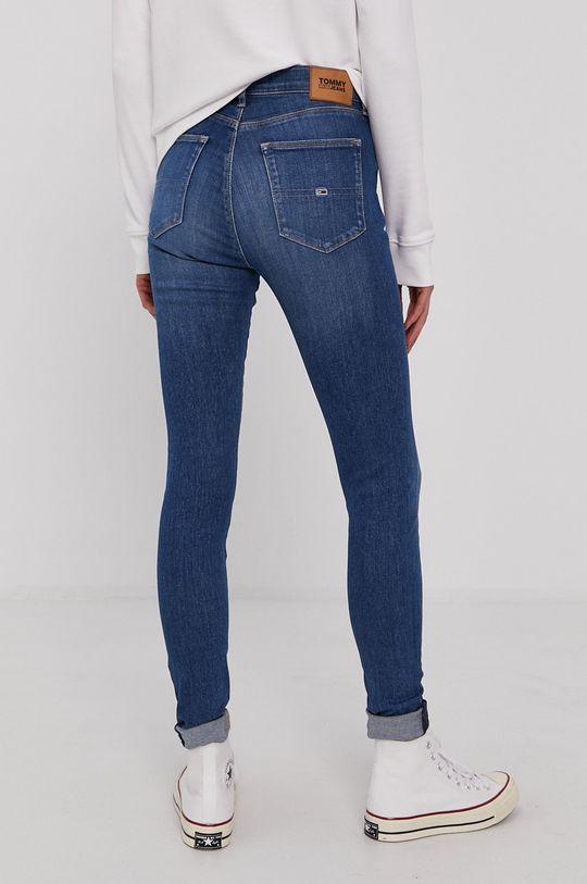 Tommy Jeans - Džíny Sylvia  91% Bavlna, 9% elastomultiester
