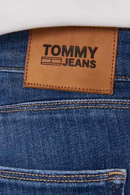 modrá Tommy Jeans - Džíny Sylvia