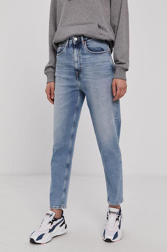 modrá Tommy Jeans - Rifle Dámsky