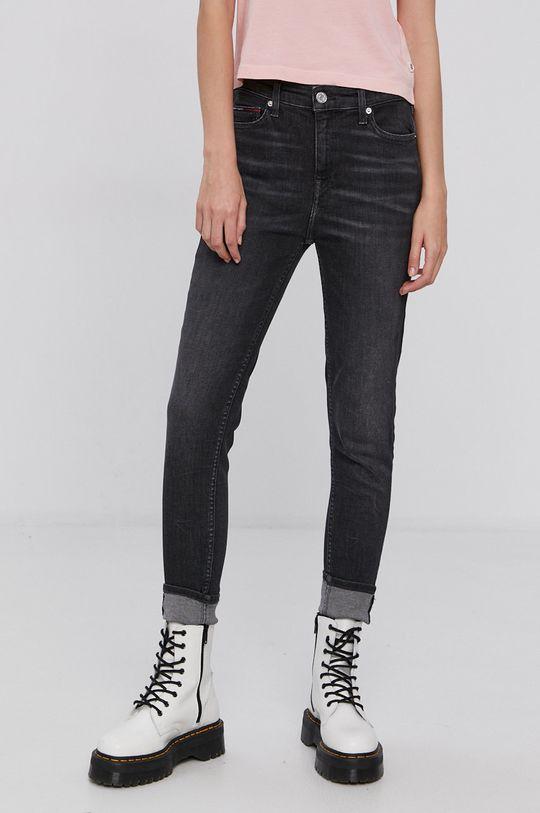 černá Tommy Jeans - Džíny Nora Dámský